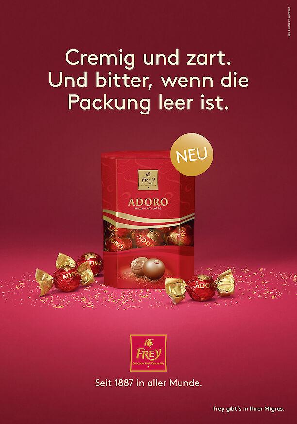 Chocolat Frey Adoro