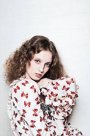 Petra Collins for Numero Japan