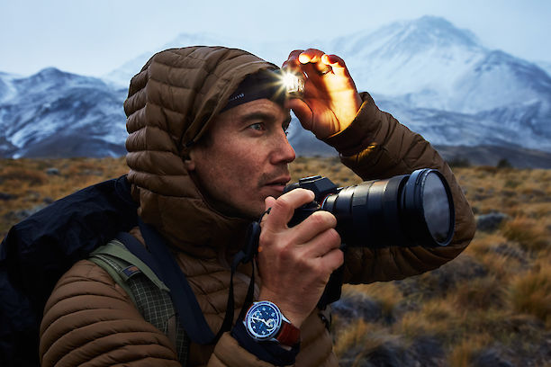 Chris Burkard for Montblanc