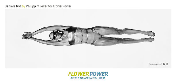Daniela Ruf for Flowerpower