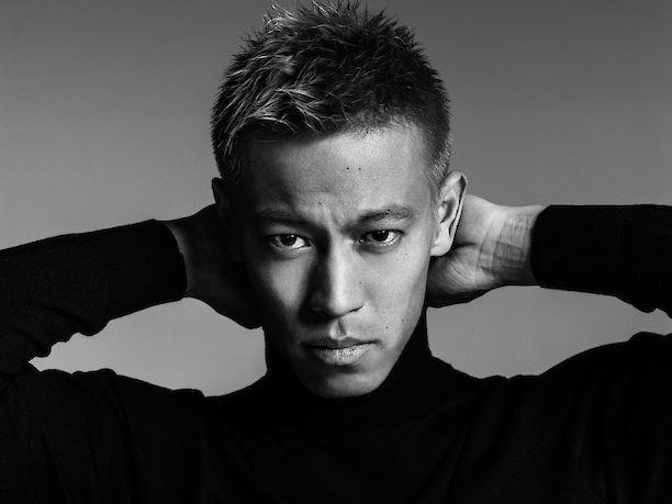 Keisuke Honda for Braun P&G