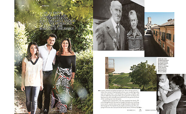 Town & Country - Angelo Gayj