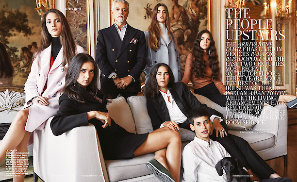 Town & Country - Arrivabene Family