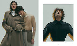 CYRILL MATTER shoots a FENDI special for ESSENTIAL HOMME
