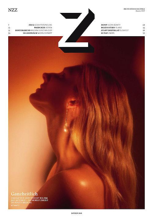 DOUGLAS MANDRY for Z by NZZ