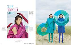 LAURETTA SUTER for STELLA magazine