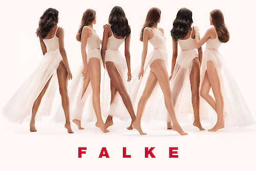 MIERSWA & KLUSKA new campaign for FALKE