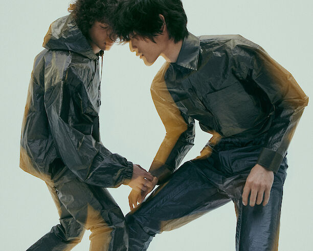 Fendi special for Essential Homme