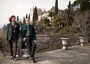 Borghese Cavazza for L'Uomo Vogue