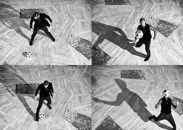 Fernando Llorente for L'Uomo Vogue