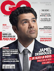 Jamel Debbouze for French GQ