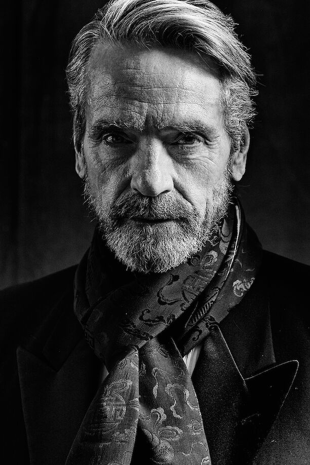 Jeremy Irons for ZFF