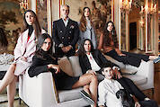 The Arrivabene Family for Town & Country