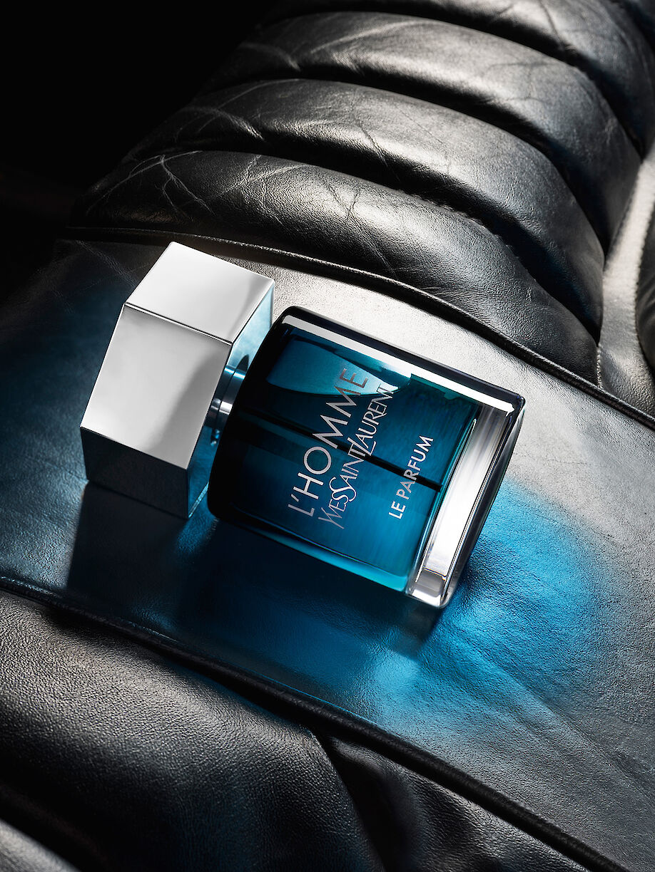 DOUGLAS MANDRY shoots the worldwide campaign of L'HOMME Le Parfum from YVES SAINT LAURENT