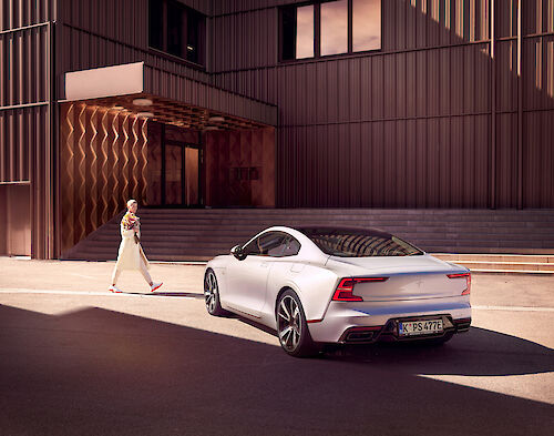 MIERSWA & KLUSKA shoots a personal project with a POLESTAR 1