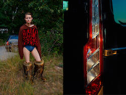 RAPHAEL JUST for ACHTUNG magazine