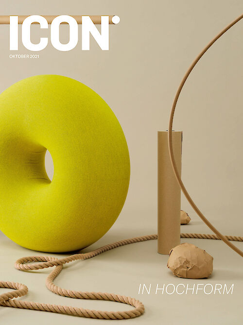 ARMIN ZOGBAUM shoots a design furniture story for ICON magazine by Welt am Sonntag