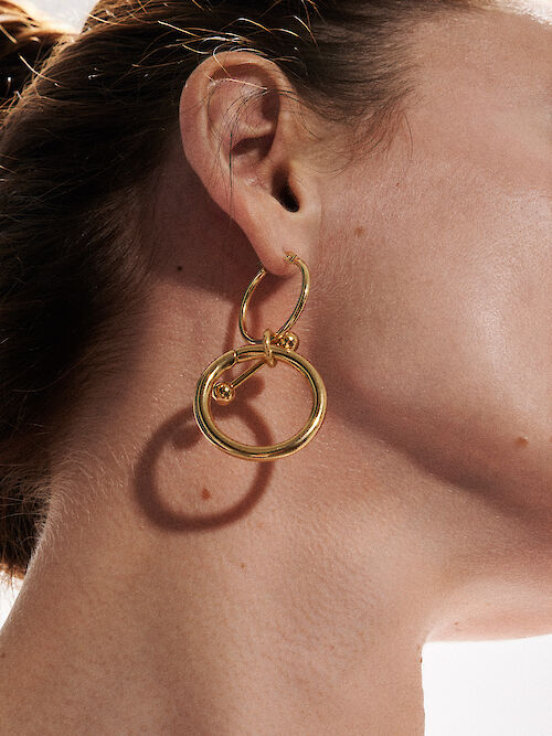 DOUGLAS MANDRY shoots a campaign for Acc. Helvetica jewelry
