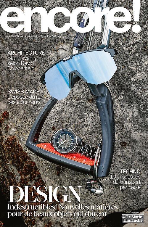 DOUGLAS MANDRY shoots a design story for ENCORE magazine